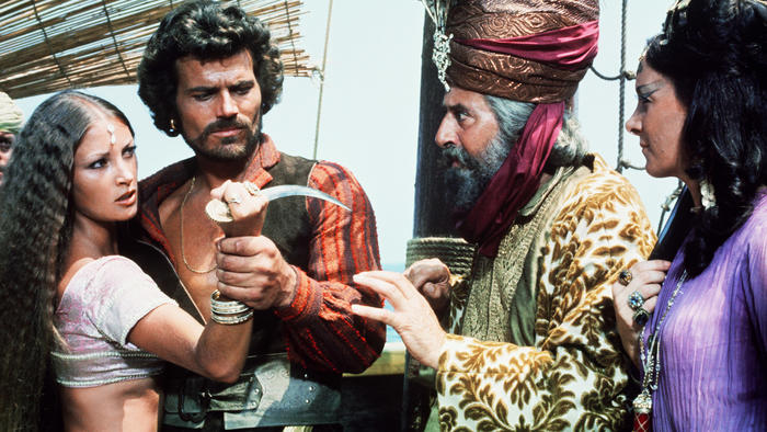 Sinbad And The Eye Of The Tiger